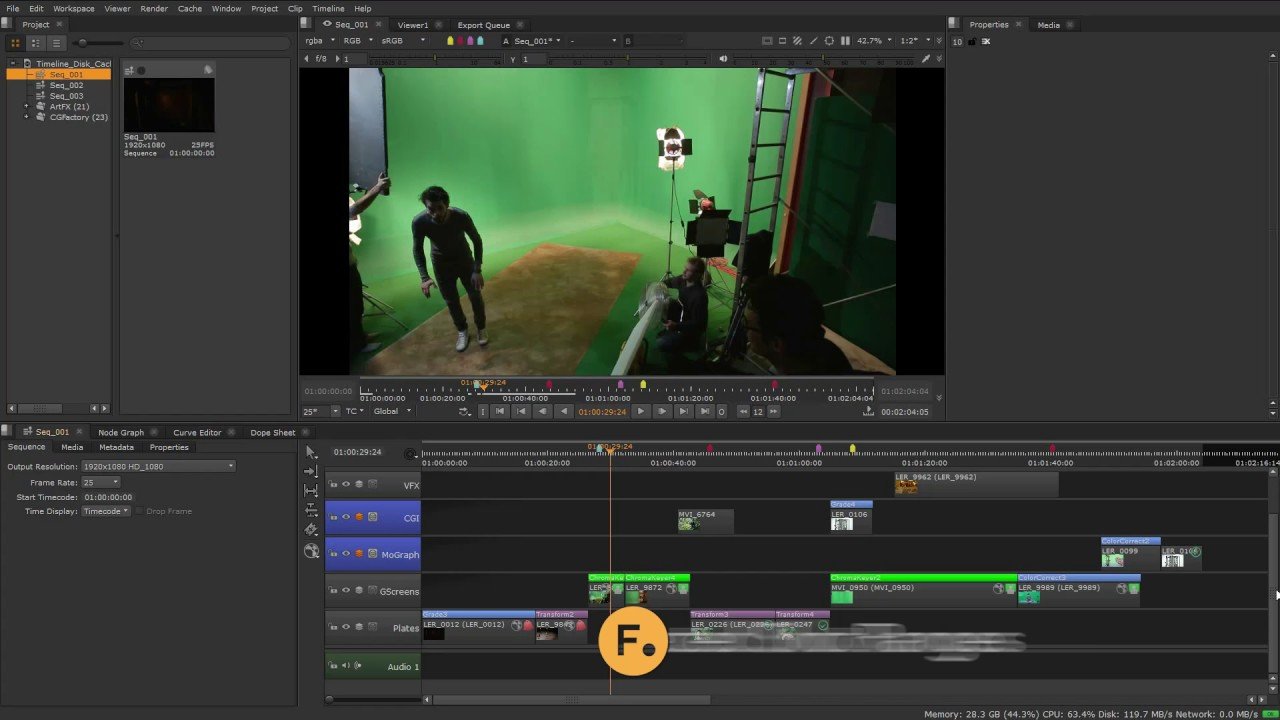 The Foundry Nuke Studio 11 incl Patch Full Version