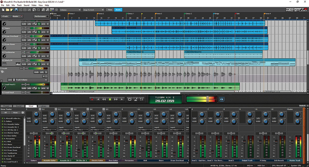 Acoustica Mixcraft 8 License Key Full Version [Latest]